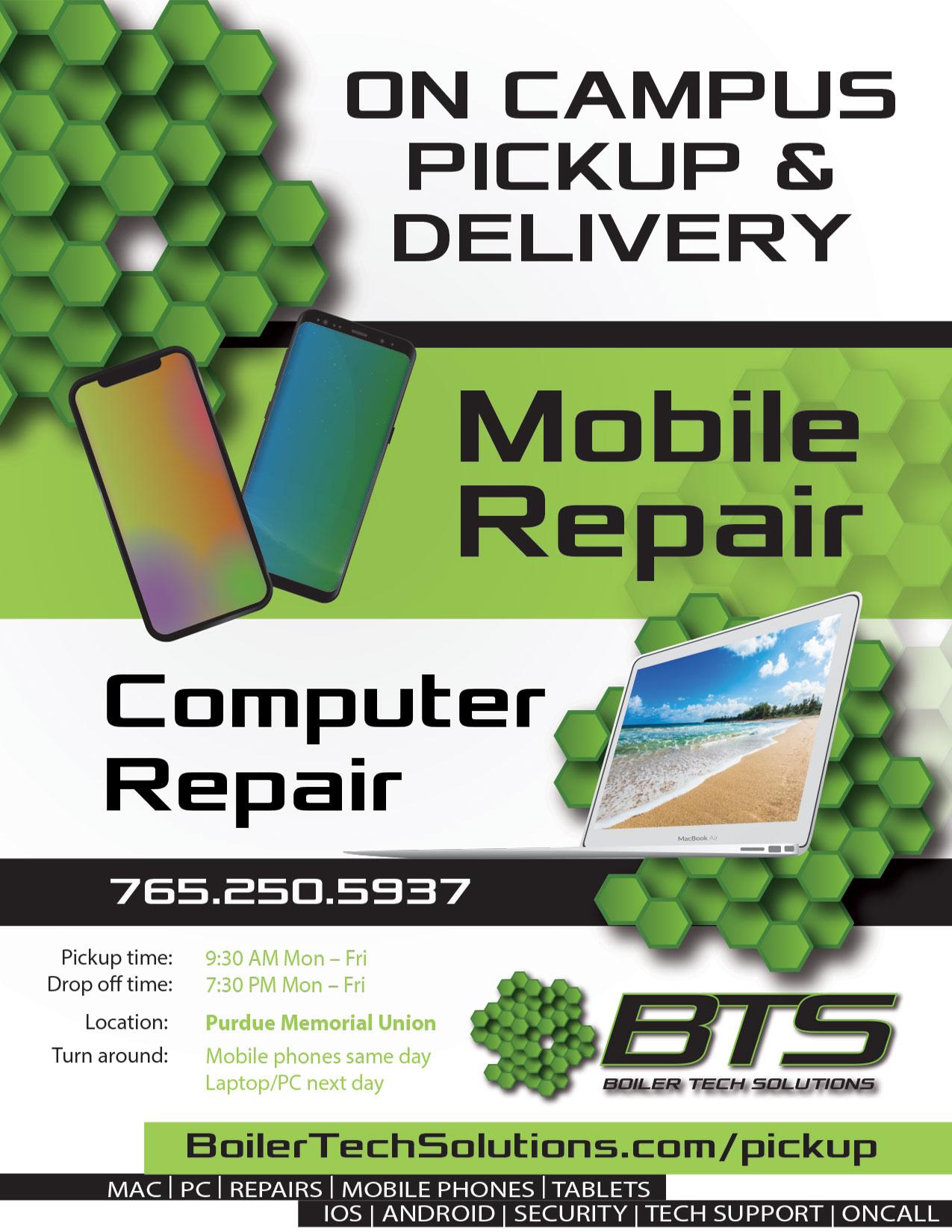 Brochure Design - BTS