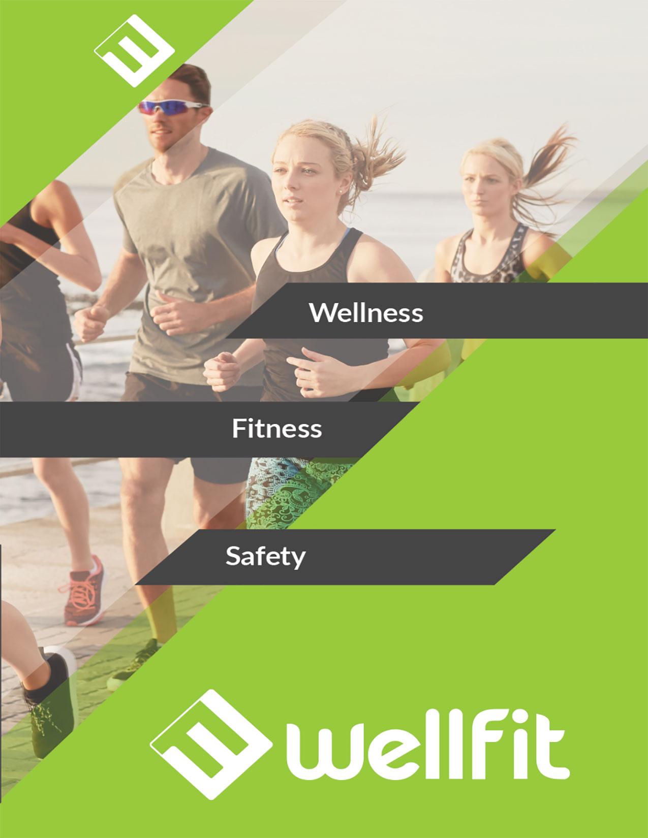 Brochure Design - WellFit